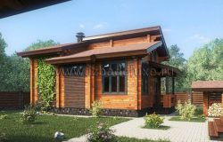 Гостевой дом-баня в Федоскино