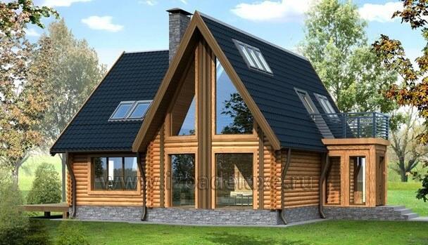 Проект дома «Хайлэнд»