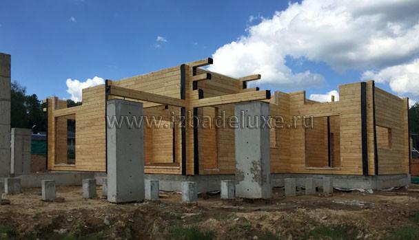 Красивый будет дом! :)