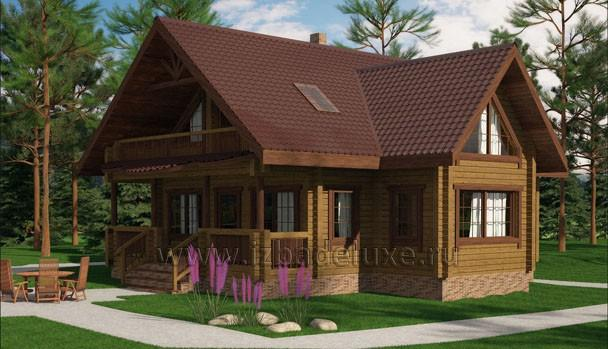Проект дома «Кьянти»
