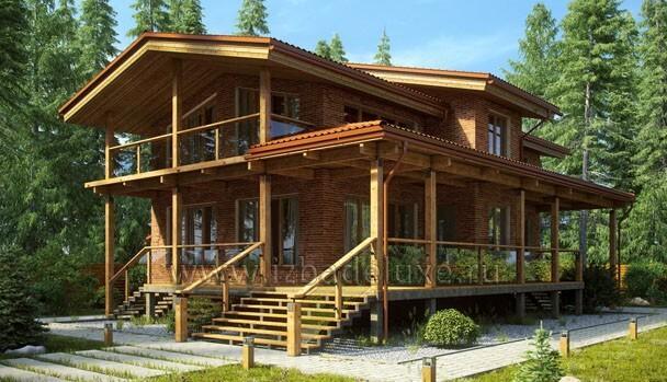 Проект дома «Николина Гора»