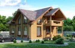 Проект дома «Покров»