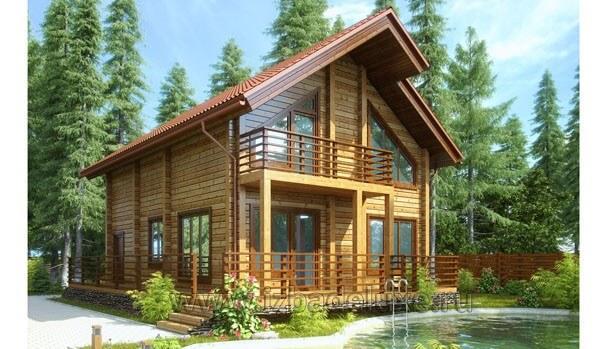 Проект дома «Марьина Гора-2»