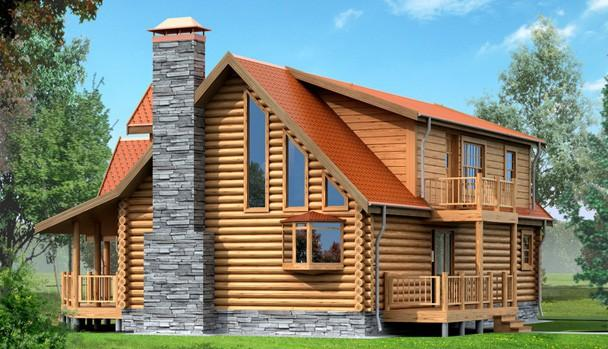 Проект дома «Уайльдвуд»