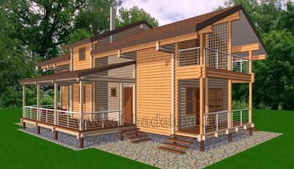 Проект дома «Залив 140»