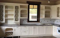 Кухня! Очень приятный цвет и дизайн.