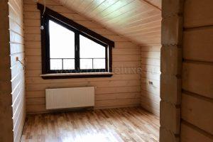 «Летний отдых». Закончена внутренняя отделка дома.