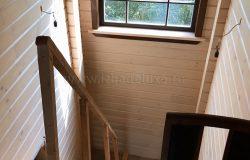 В ближайшее время начнется установка лестницы.