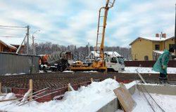 Расчехляем бетононасос!