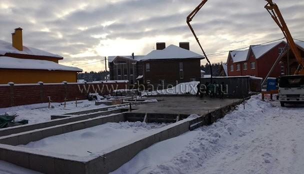 Строительство загородного дома «Романсия-2»