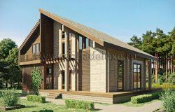 Проект дома «Кисельные берега»