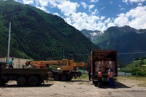 строительство дома из клееного бруса в Кабардино-Балкарской Республике