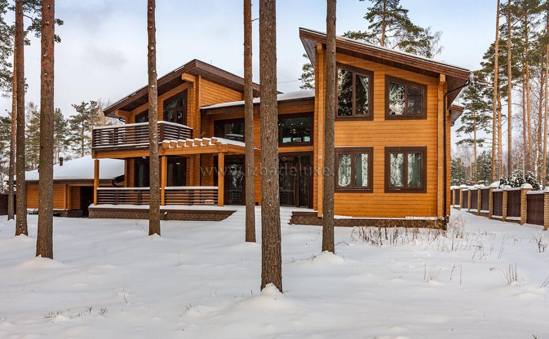 Строительство дома по проекту «Климента» в Ленинградской области.