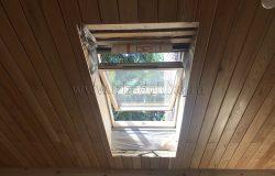 Мансардное окно Велюкс.
