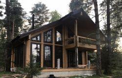Ух, красивый дом получается. :)