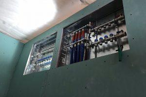 Монтаж инженерных сетей на объекте «Зимняя сказка-16».