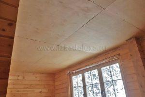 Внутренняя чистовая отделка комплекса зданий по проекту «Усадьба Комарики».