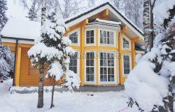 Со снегом - волшебно!