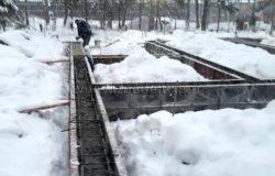 Тут снегом нас подзасыпало :)