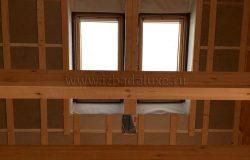 Мансардные окна Велюкс.