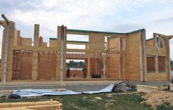 Красивый проект - Климента. Первый дом по этому проекту был построен в 2010 году.
