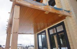 Подшивы свесов террас и балконов.