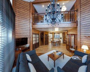 «Лучший дизайн в деревянном домостроении» - ГК «IZBA De Luxe»! Объявлены победители Всероссийской лесопромышленной премии Lesprom Awards—2018!