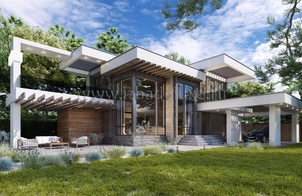 Проект дома «Сантэлия»