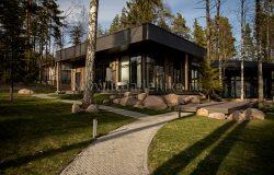 Дом из клееного бруса «PULSAR»