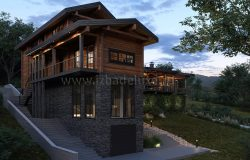 Проект дома Усадьба «Сукко»